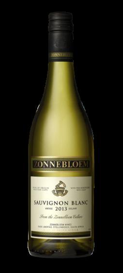Zonnebloem Sauvignon Blanc 2013 (LR)